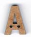 BA055 - lettre A