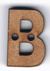 BA056 - lettre B