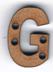 BA061 - lettre G