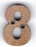 BA089 - Chiffre 8