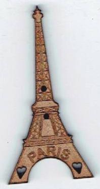 BD345 - Tour Eiffel