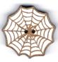 BD424 - Bouton toile d'araignée