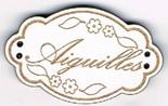 BE004B - Bouton Aiguilles