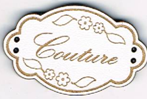 BE007B - Bouton Couture