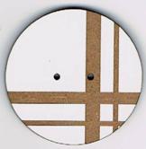 BF600 - Bouton rond géométrique n°1