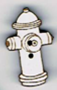 BL201 - Bouton bouche d'incendie