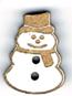 BNG004B - Bouton Grand bonhomme de neige