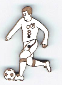 BR151 - Footballeur