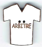 BR152 - T shirt arbitre