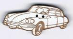 BT205B - Bouton voiture DS