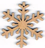 NA002N - Flocon de neige N°2