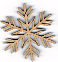 NA006N - Flocon de neige N°6