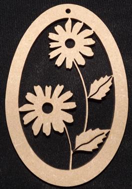 PP021 - Oeuf fleur
