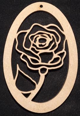 PP022 - Oeuf rose