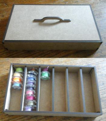 RBA01 - Boîte à canettes