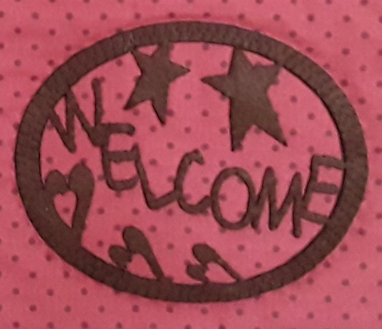 Feutrine welcome