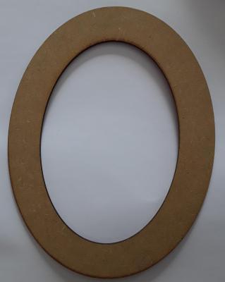 CAF08- Anneau ovale 24 cm