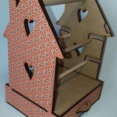 PMT04- Maison à bobines