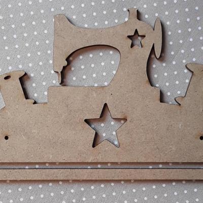 C02 - Cintre couture étoile