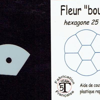 MFBP - Fleur boule 25 mm