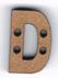 BA058 - lettre D