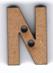 BA068 - lettre N