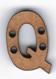 BA071 - lettre Q