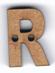 BA072 - lettre R