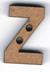 BA080 - lettre Z