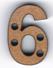 BA087 - Chiffre 6