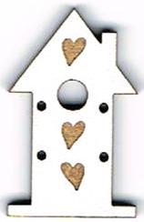 BD011 - Bouton Maisonnette n°2