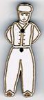 BD028 - Bouton Alsacien