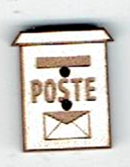 BD100 - Boite aux lettres