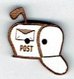 BD101 - Boite aux lettres américaine