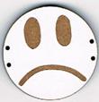 BD201 - Grand bouton smiley n°2