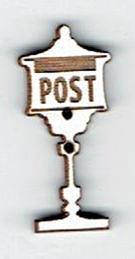 BD102 - Boite aux lettres sur pied
