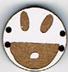 BD104 - Petit bouton smiley n°5
