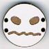 BD106 - Petit bouton smiley n°7