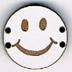 BD109 - Petit bouton smiley n°10