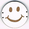 BD209 - Grand bouton smiley n°10