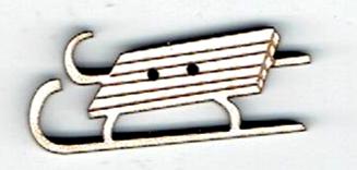 BD220- Luge basse