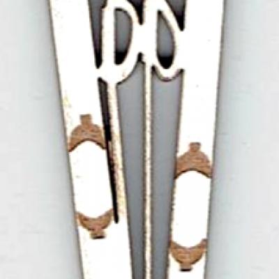BD222- Paire de ski