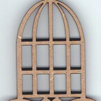 BD262 - Cage à oiseaux 2