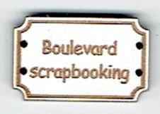 BD650- Boulevard du Scrapbooking