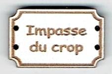 BD652- Impasse du Crop