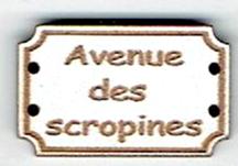 BD654- Avenue des Scropines