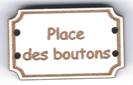 BD701 - Bouton Place des boutons