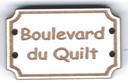 BD706 - Bouton Boulevard du Quilt