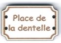 BD712 - Bouton Place de la dentelle