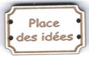BD713 - Bouton Place des idées